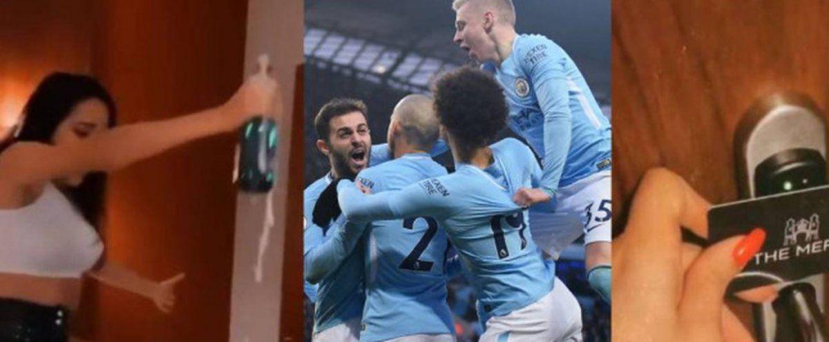 Escándalo: Fiesta sexual del plantel de Manchester City