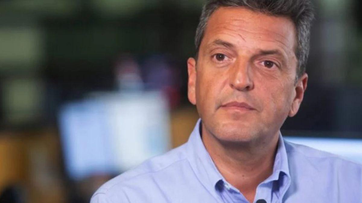 Sergio Massa reconoció que no cree en el suicidio de Nisman
