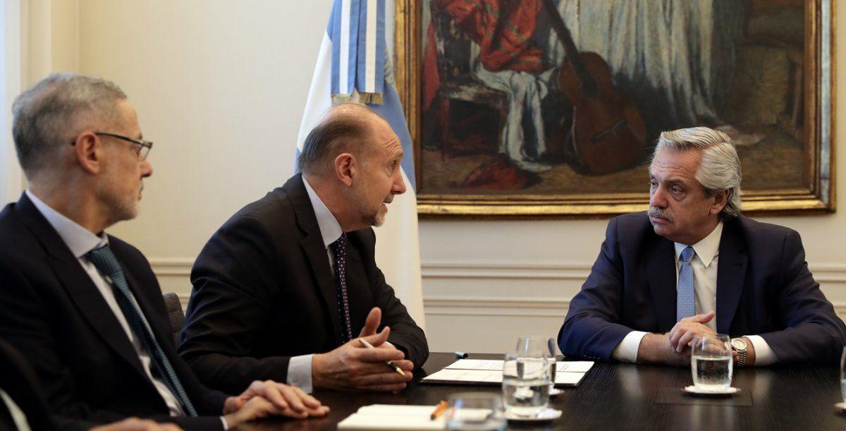 Omar Perotti es partidario de endurecer las medidas de prevención. El ministro de Seguridad