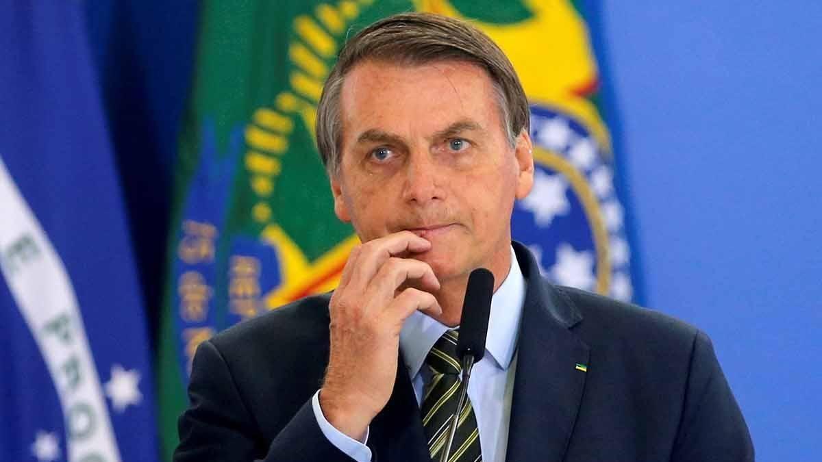 Bolsonaro dijo que la vuelta del peronismo a Argentina ayudó a Brasil a ingresar a la Ocde