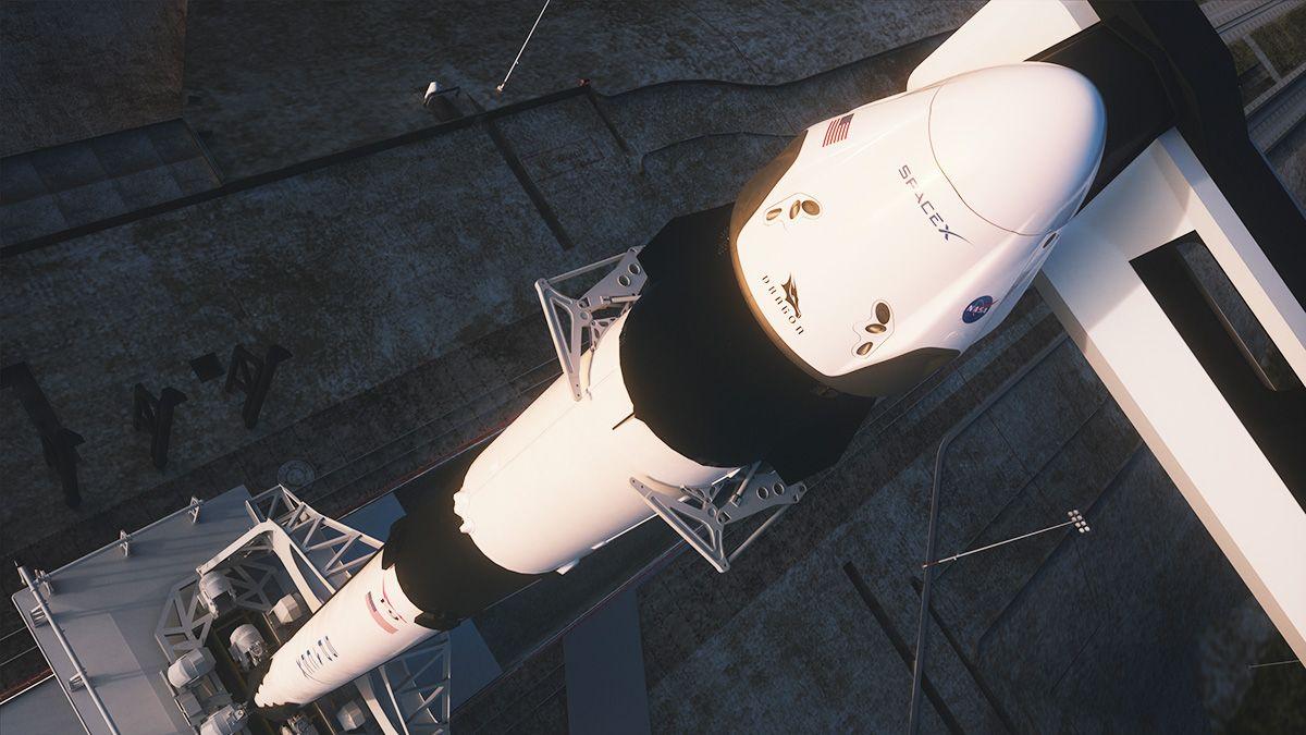 El ensayo de vuelo sin tripulación se realizará este 18 de enero a las 13.00 GMT (10 horas en Argentina) desde el Complejo de Lanzamiento Espacial 39A en Florida.