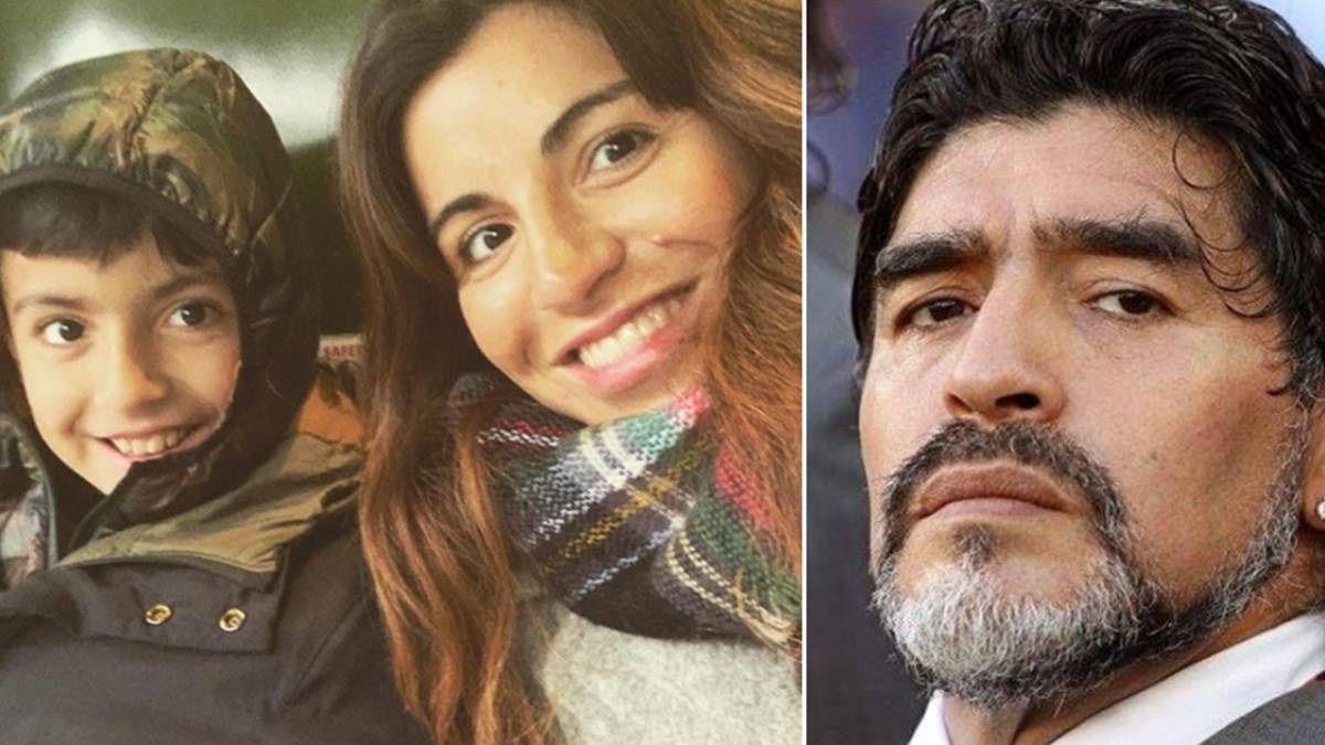 ¡Muy picante! Las respuestas de Gianinna Maradona sobre la actual relación con su papá