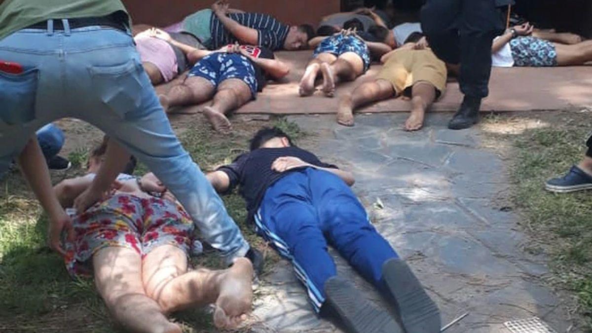 Rugbiers mataron a un joven de 19 años a la salida de un boliche en Villa Gesell: hay diez detenidos