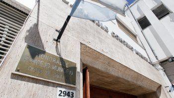 Concejales solicitaron tratar en sesión extraordinaria la emergencia en seguridad