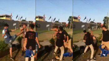 Difunden otro video de una golpiza en manada en Villa Gesell
