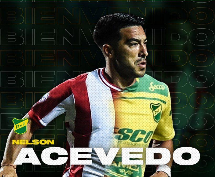 Pésimas noticias para Unión: Nelson Acevedo deja el equipo