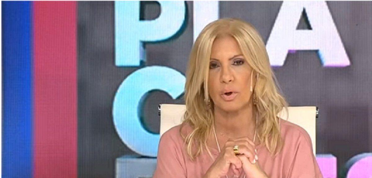 Video: Susana Roccasalvo, lapidaria con Sol Pérez: Tiene la cara tan linda como el cul... y otra cosa no tiene