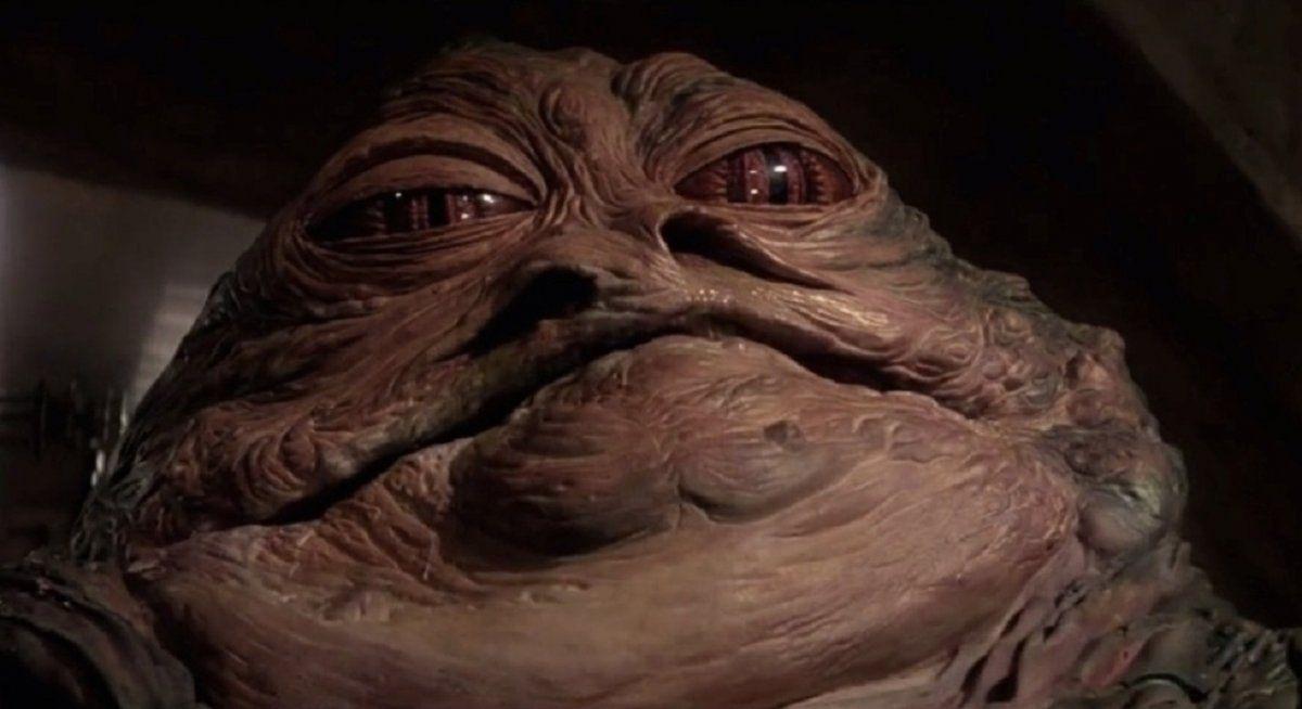 Este Baby Jabba está robándose el corazón de internet