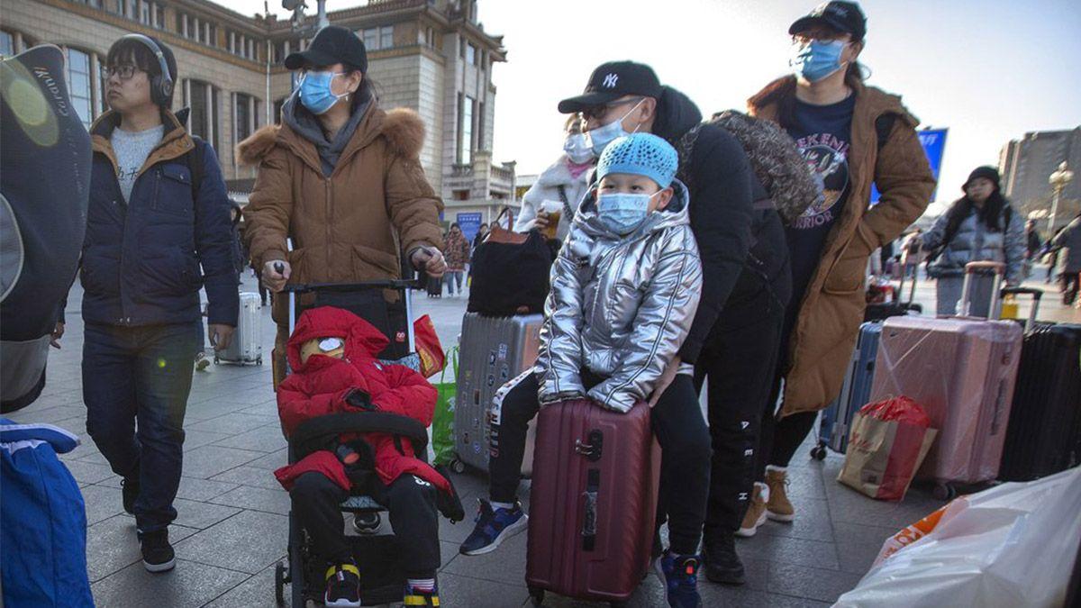 El virus que se inició en China ya presentó casos en Japón, Corea del Sur y Tailandia