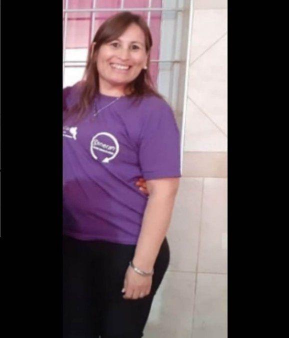 El último adiós a Daniela Cejas, la mujer que encontraron muerta en la ONG Generar