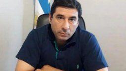 Leonardo Aguirre, el intendente de Felipe Yofré