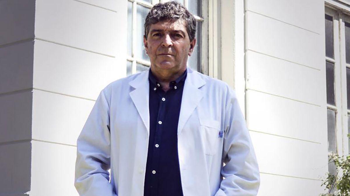 Sergio Lupo. Foto: Camila Casera
