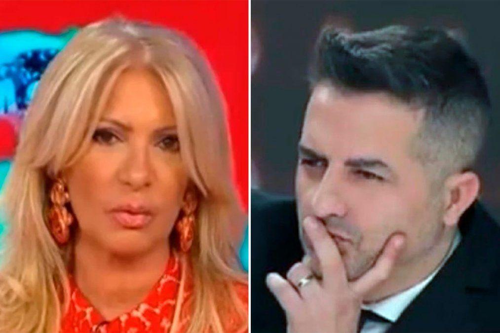 Ángel de Brito contra Susana Roccasalvo: Que se preocupe por la hija que está menos preparada que Sol Pérez