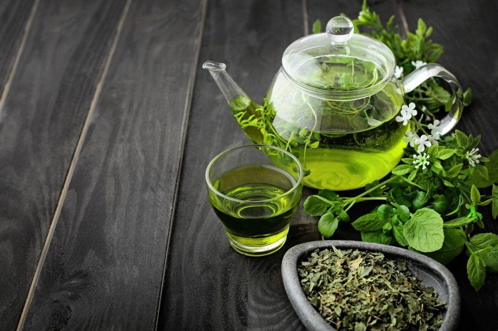 el te verde chino ayuda a adelgazar