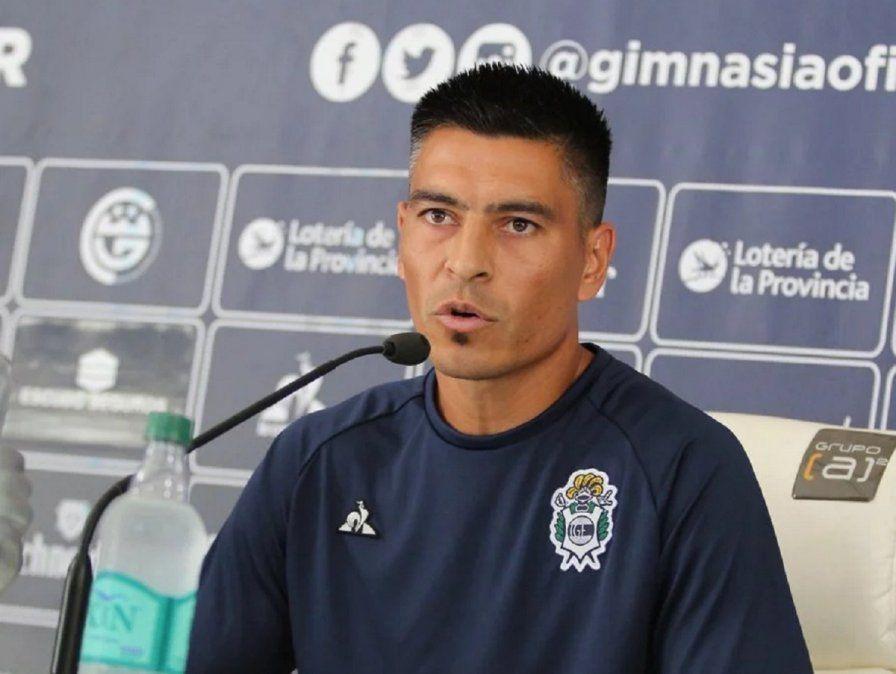 El zaguero Paolo Goltz fue tentado por Eduardo Domínguez para llegar a Colón