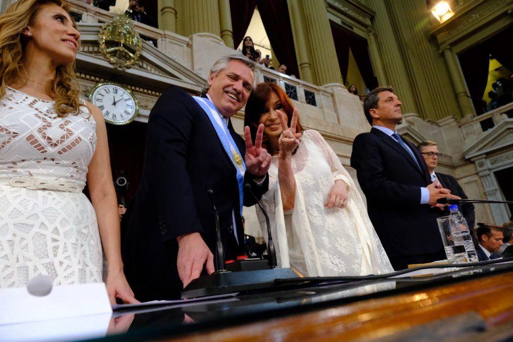 Cristina presidenta: los gestos de Alberto para complacer a su aliada