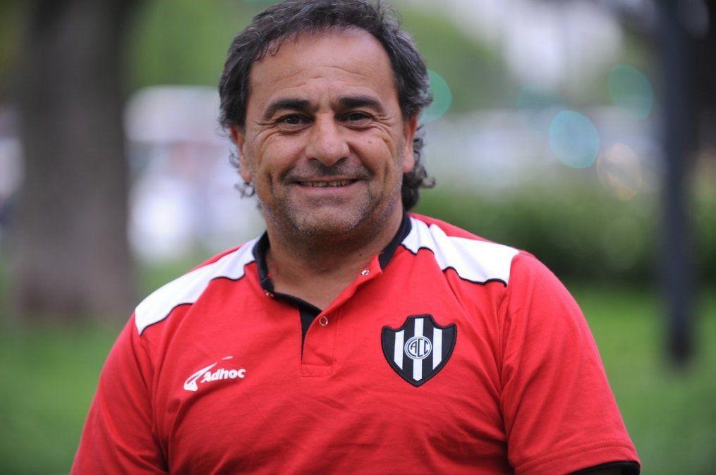 Gustavo Coleoni, DT de Central Córdoba, palpitó la final del sábado frente a Colón