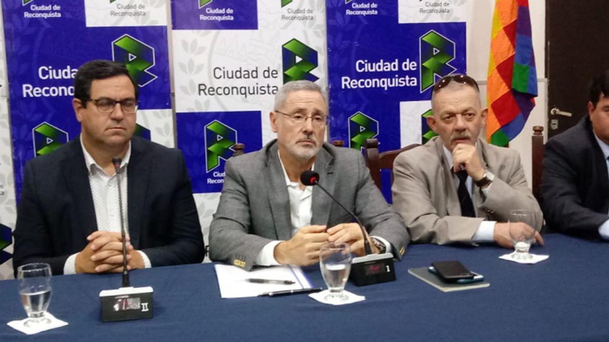 Para el intendente de Reconquista la crisis económica agudizó el delito en la ciudad