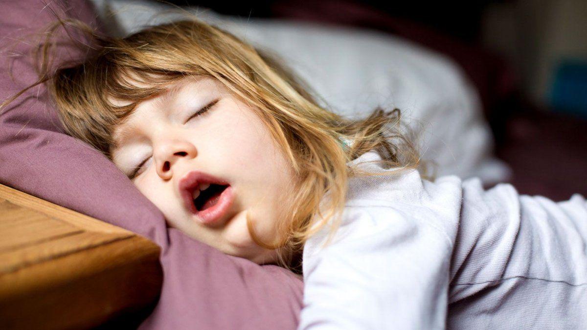 Si babeas al dormir, sos muy afortunado y deberías saber por qué