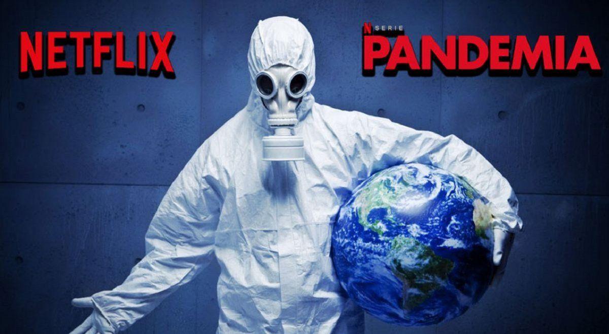 Netflix lanza el documental Pandemia en medio de alerta mundial por el nuevo coronavirus chino