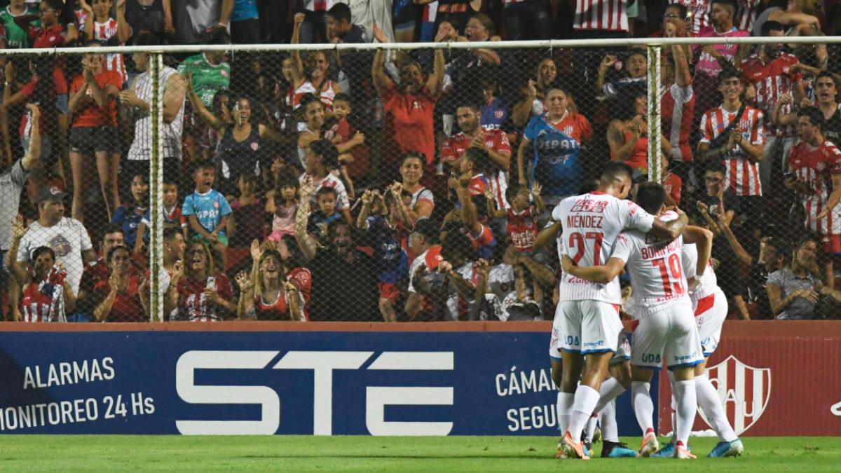 Lo que dejó la victoria de Unión ante Argentinos por la Superliga en números