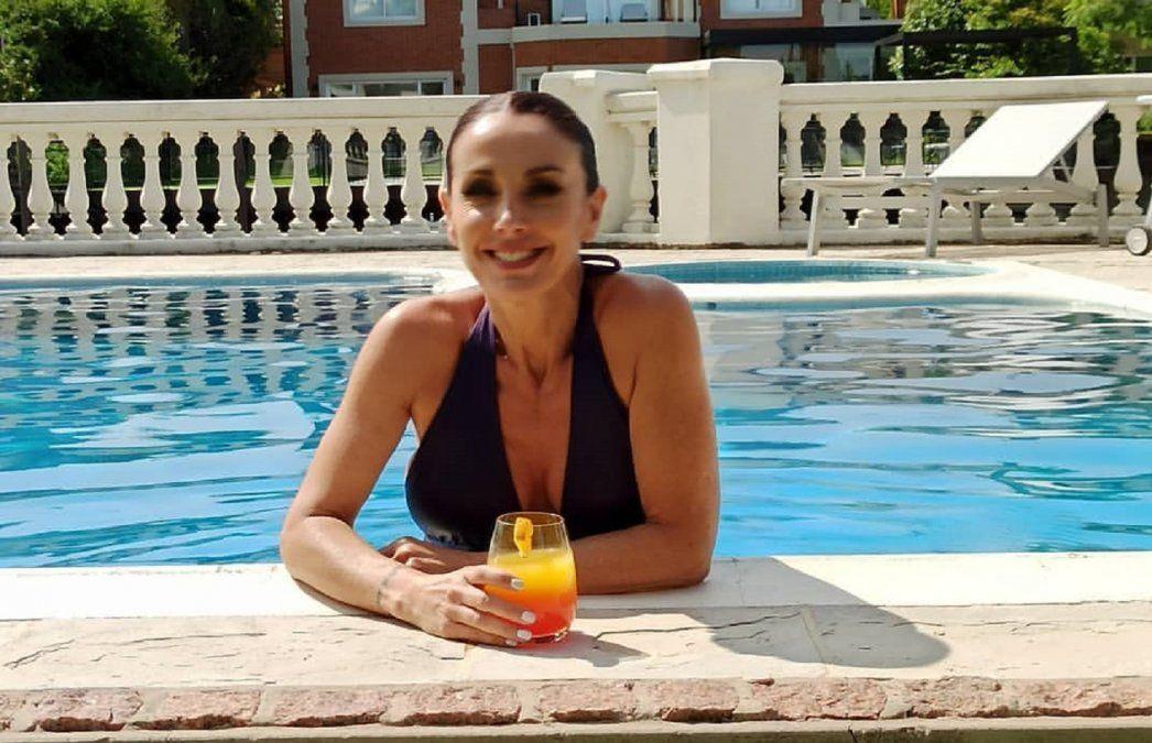 Viviana Saccone mostró su secreto para tener un lomazo a los 51