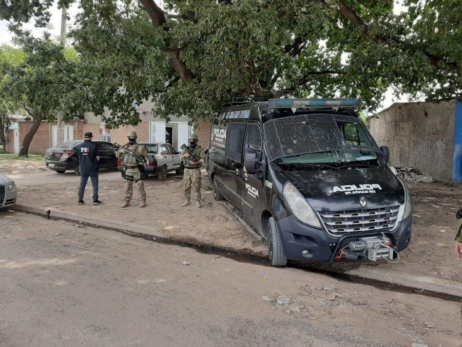 Tres detenidos en la causa por el atentado contra el Centro de Justicia Penal de Rosario