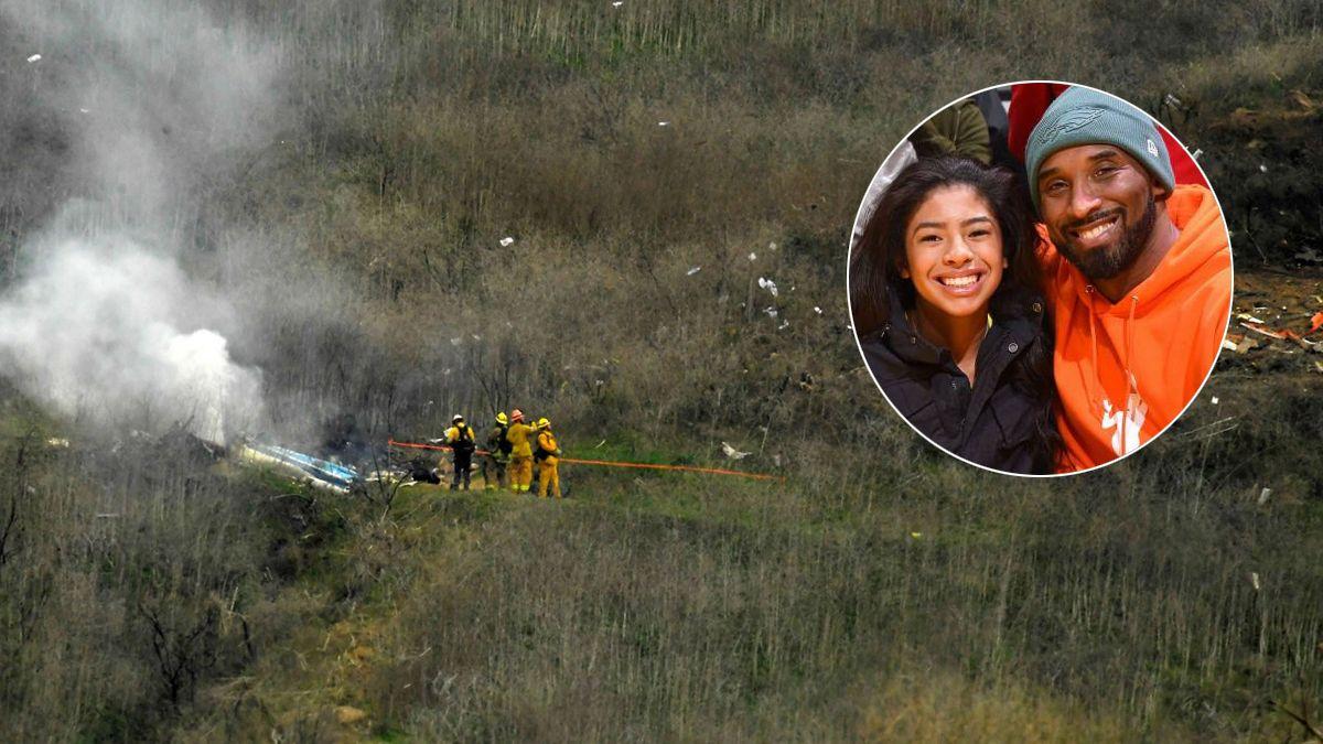Se conoció la última comunicación entre el piloto y el control del helicóptero en el que viajaba Kobe Bryant.