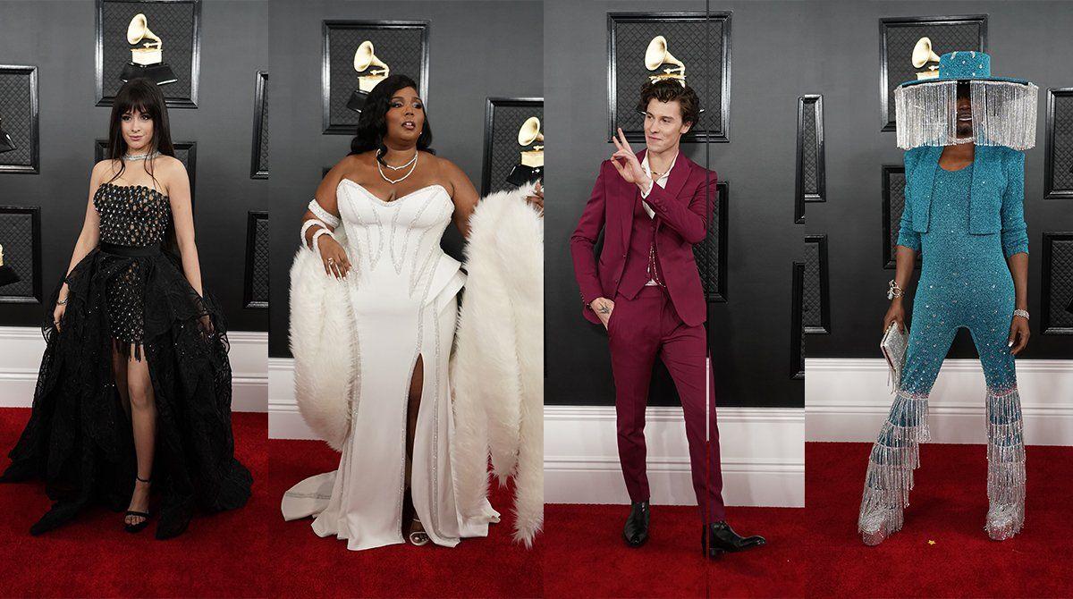 Los mejores looks de la alfombra roja de los Grammys 2020