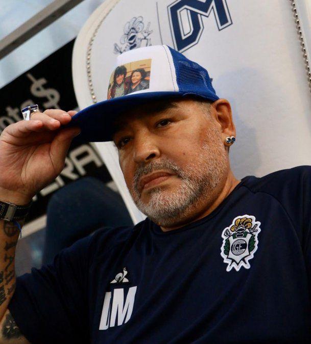 Rosario Central anticipó que no prepara nada elaborado para recibir a Maradona