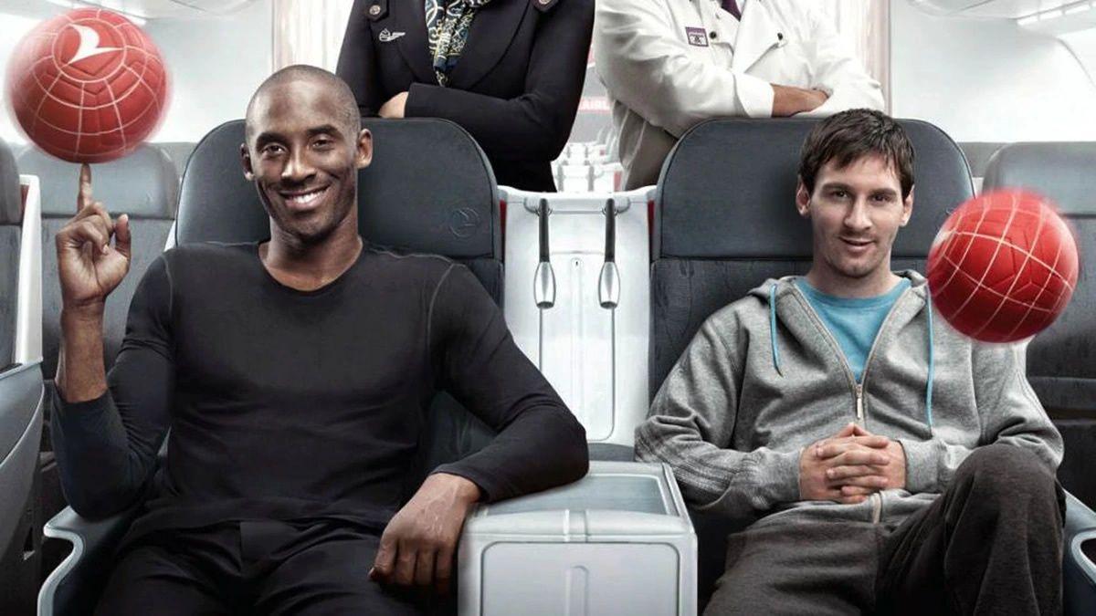 El recuerdo de Lionel Messi por la muerte de Kobe Bryant