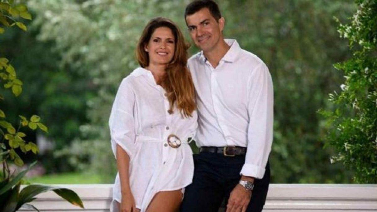 Isabel Macedo y Juan Manuel Urtubey tomaron una drástica decisión que cambió su vida