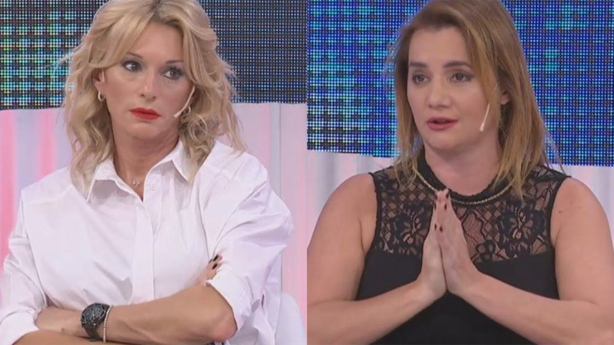 Nancy Pazos mandó al frente a Latorre: ¡Deja de mentir Yanina!