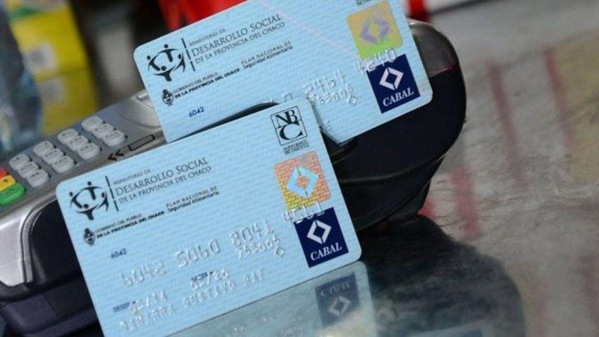 El gobierno entregó el 30% de las tarjetas alimentarias y espera llegar al 70% para fin de mes