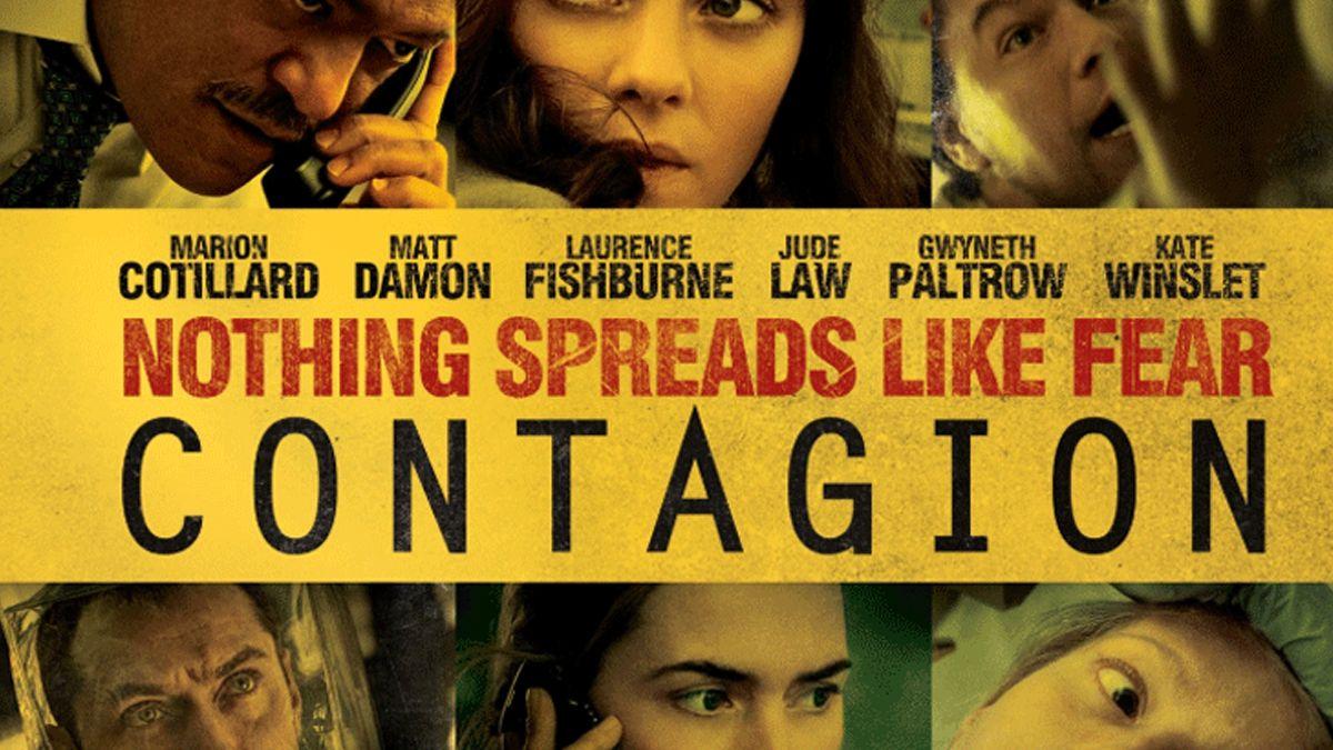 La gente está viendo la película 'Contagio' tras epidemia de coronavirus