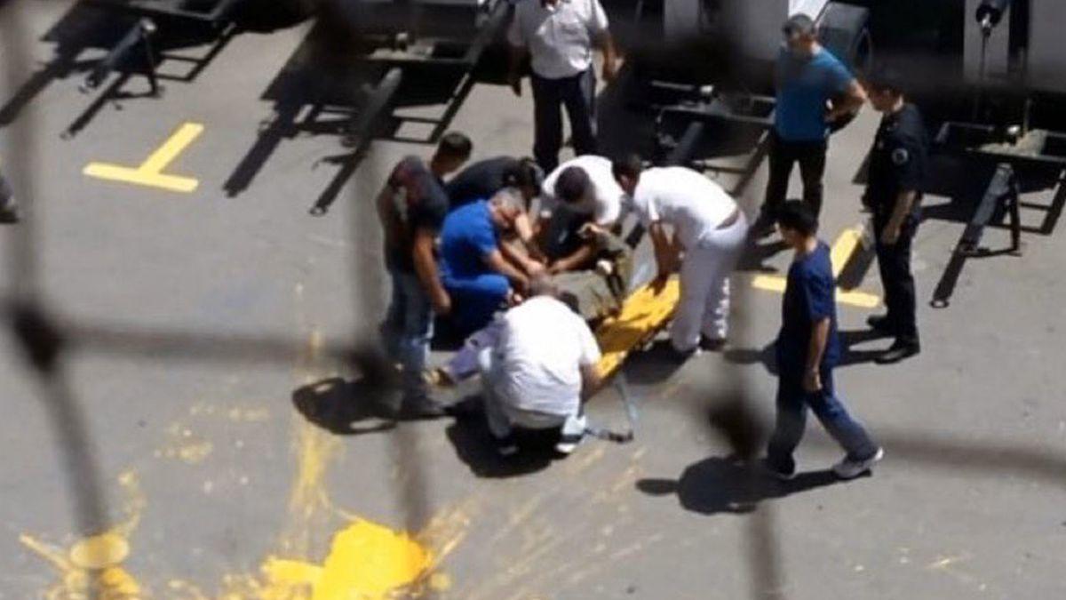 Murió el obrero que cayó de un andamio mientras pintaba el estadio La Bombonera