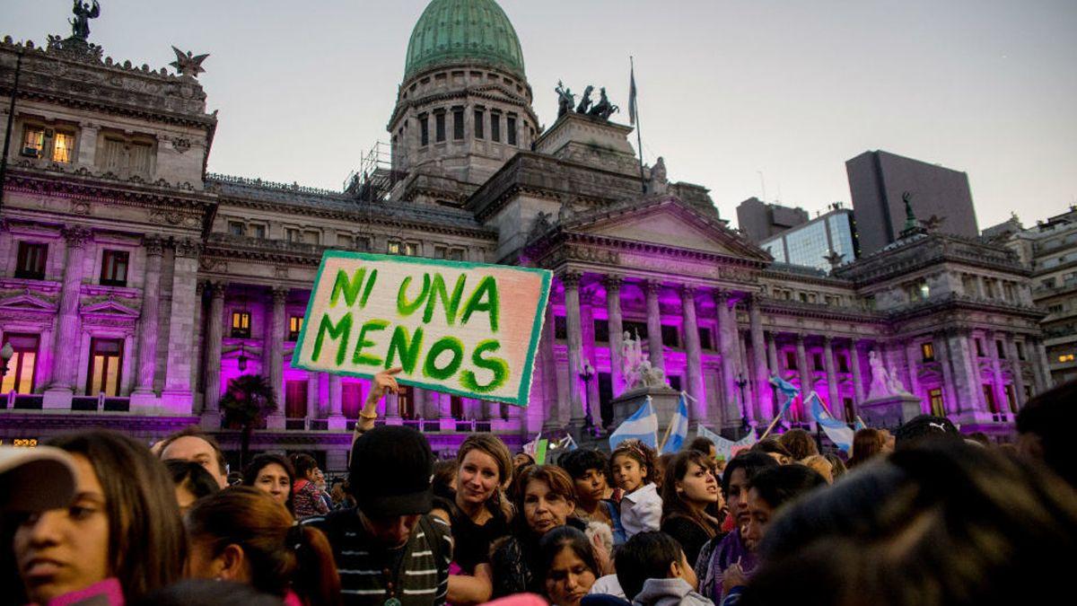 El aniversario de la primera marcha Ni Una Menos tiene este año un contexto de pandemia
