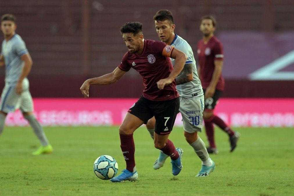 Los once de Godoy Cruz para jugar ante Lanús