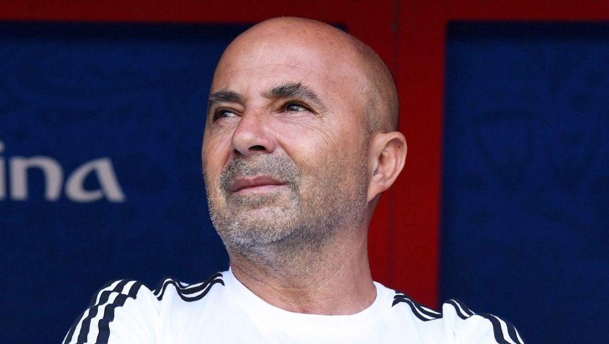 Jorge Sampaoli se transformó en nuevo entrenador de Atlético Mineiro