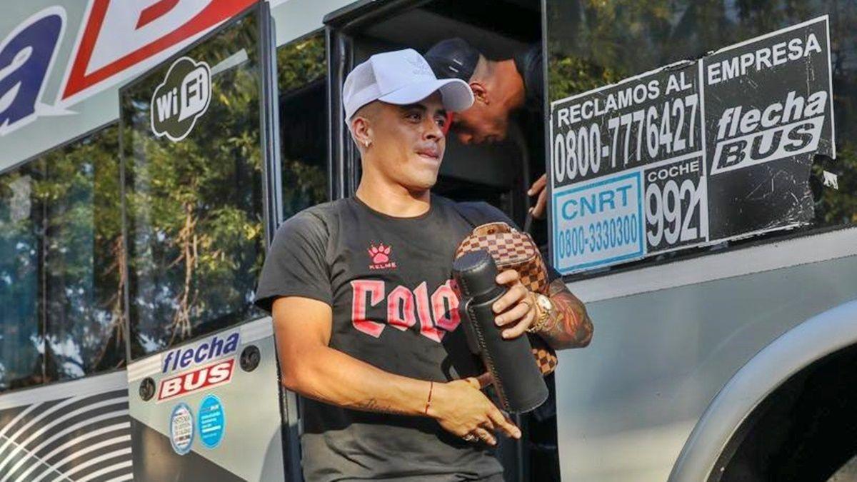 Brian Fernández: Estoy feliz, me veo bien físicamente, recuperé el vínculo con mi familia