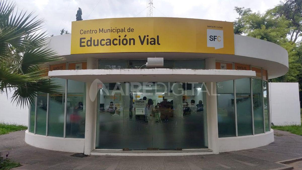 Centro de Educación Vial de laMunicipalidad de Santa Fe.