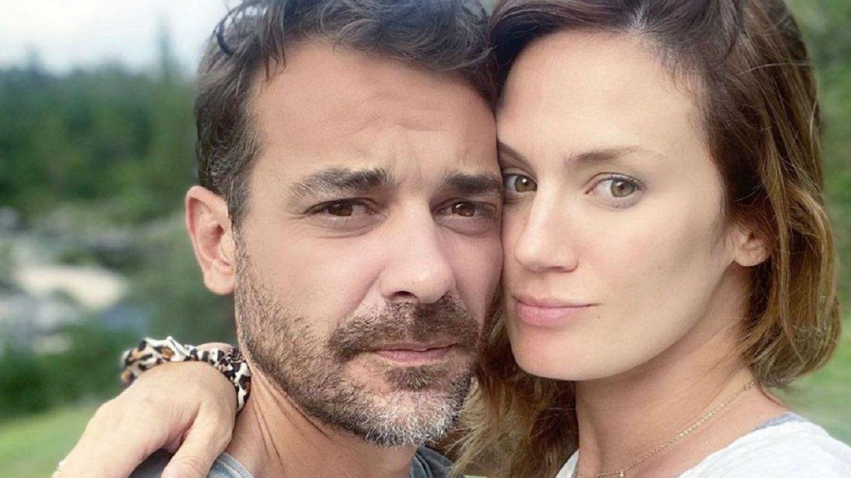 Pedro Alfonso apoyó a Paula Chaves por querer tener un parto respetado