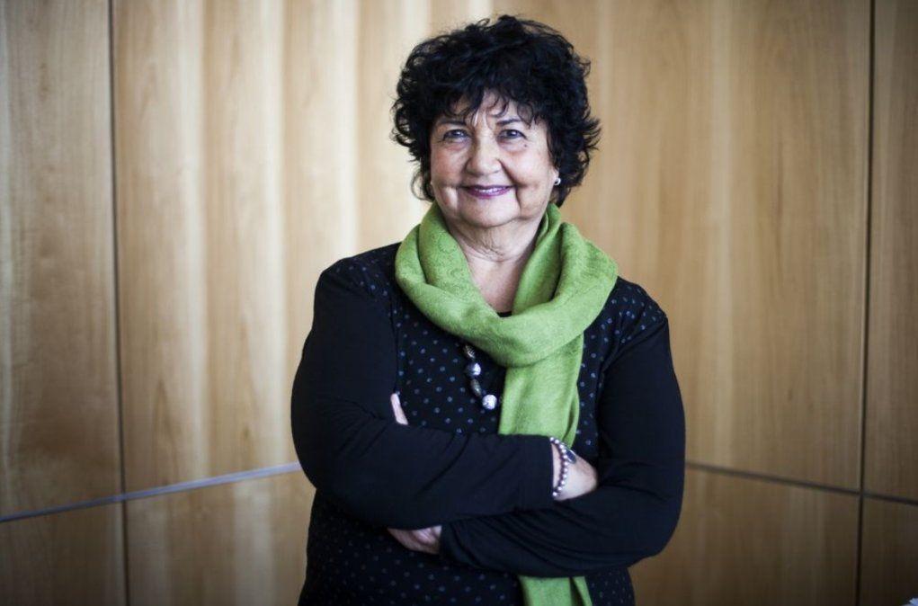 Para Dora Barrancos no vasta con la despenalización del aborto