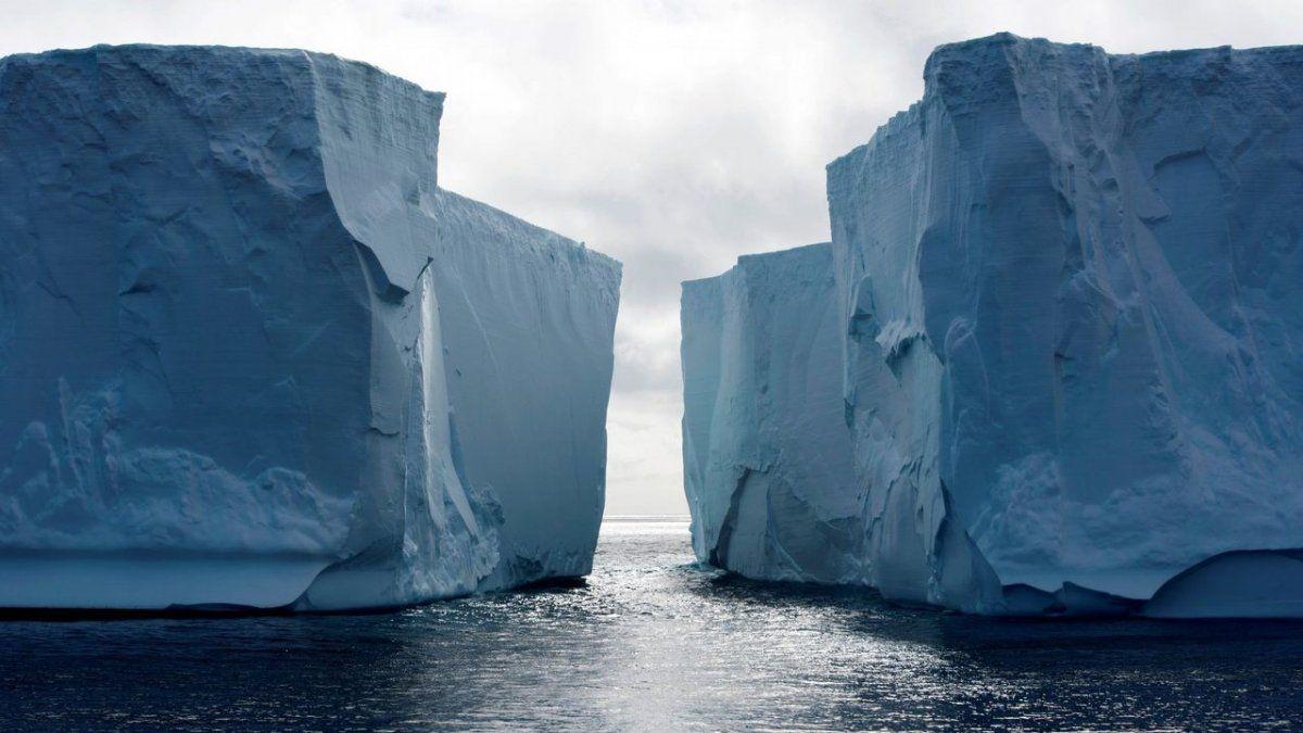 Con 18°, hoy fue el día más caluroso en la Antártida desde 1961