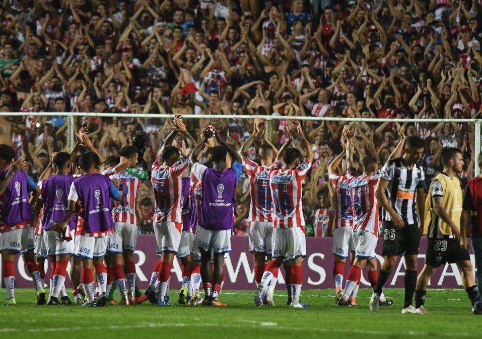 Todo lo que dejó la histórica victoria de Unión ante Atlético Mineiro por la Copa Sudamericana