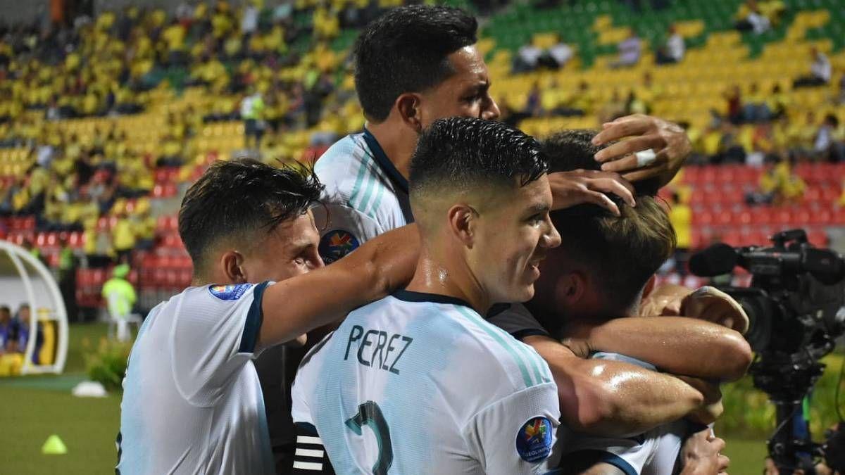 Argentina se clasificó a los Juegos Olímpicos de Tokio 2020