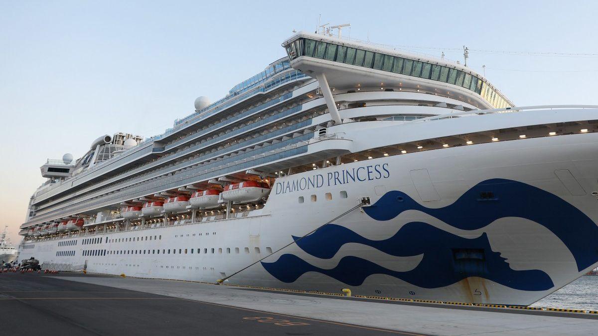 Uno de los ocho argentinos que está en el cruceroDiamond Princessen Japón tienecoronavirus