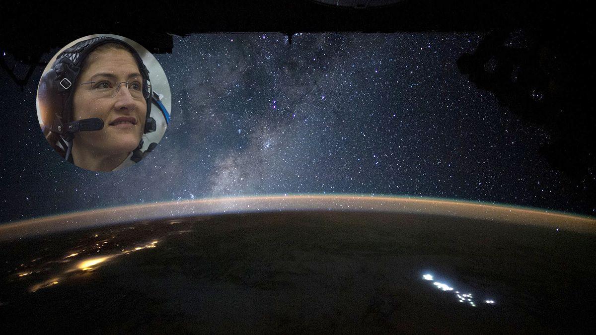 La astronauta que batió récords en el espacio