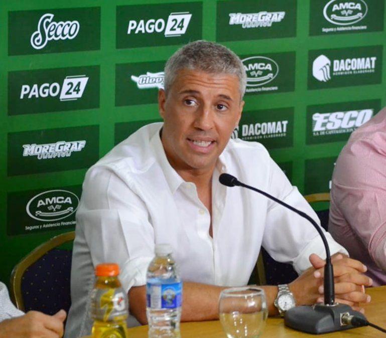 Crespo: Colón es un equipo peligroso y en cualquier momento puede despertar