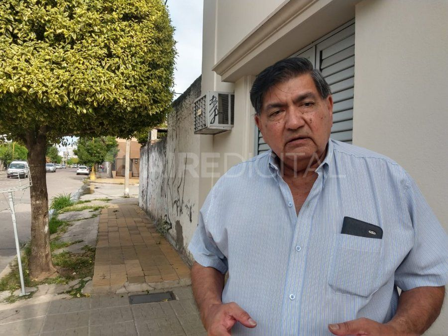 Casas marcadas en barrio Santa Lucía: los vecinos están asustados por lo que pueda pasar